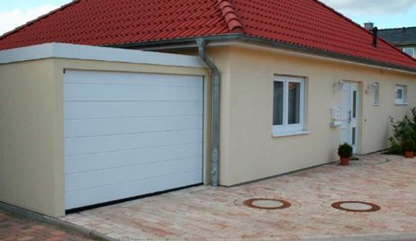 Maison en charpente de tuile nancy design - Cout construction garage 50m2 ...